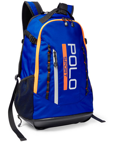 Polo Ralph Lauren Polo Sport Backpack - Accessories ...