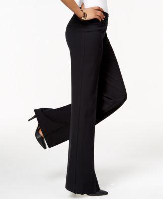 Wide Leg Black Dress Pants vu1TlAaU