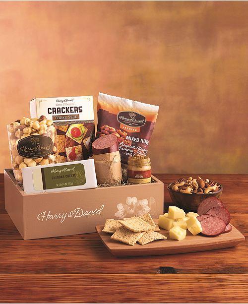 Harry david snack box gourmet food gifts dining main image main image negle Gallery