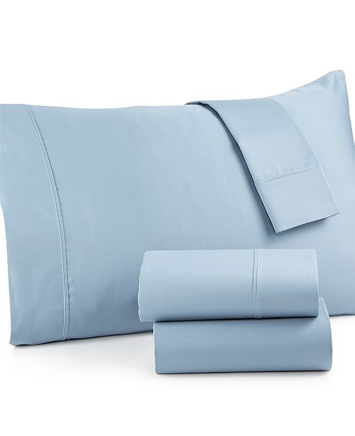 Fairfield Square Collection CLOSEOUT! Mercer Queen 4-pc Sheet Set, 800 Thread Count