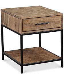 Gatlin End Table, Created for Macy's