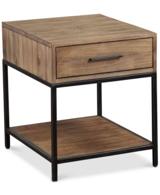 Nice Gatlin End Table, Created For Macyu0027s