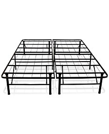 "Hercules 14"" Platform Metal Bed Frame- Queen"