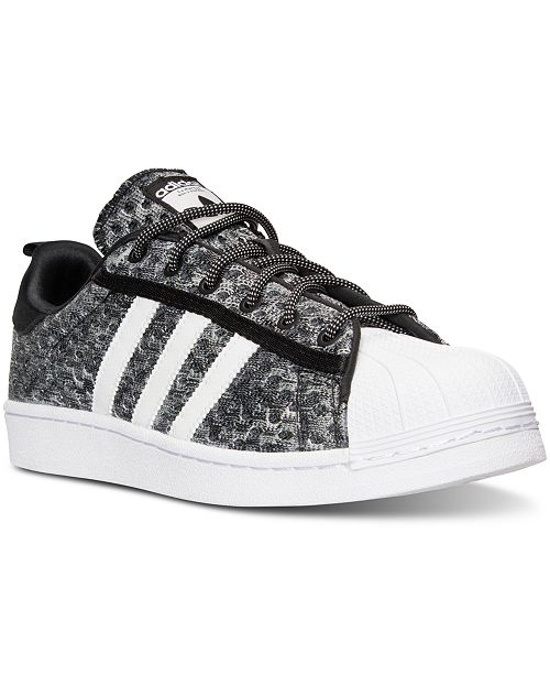adidas Men's Originals Superstar '80s GID Casual Sneakers