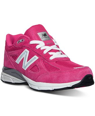 ... new balance girls 990 v4 running sneakers from finish line ...