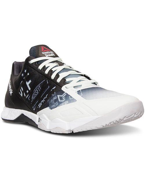 f9765992c3d8 Reebok Men s CrossFit Speed TR Training Sneakers from Finish Line ...