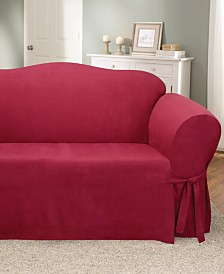 Sure Fit Soft Faux Suede Slipcovers