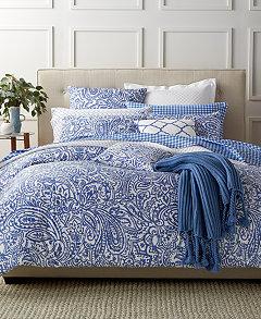 Denim Blue Comforter Set