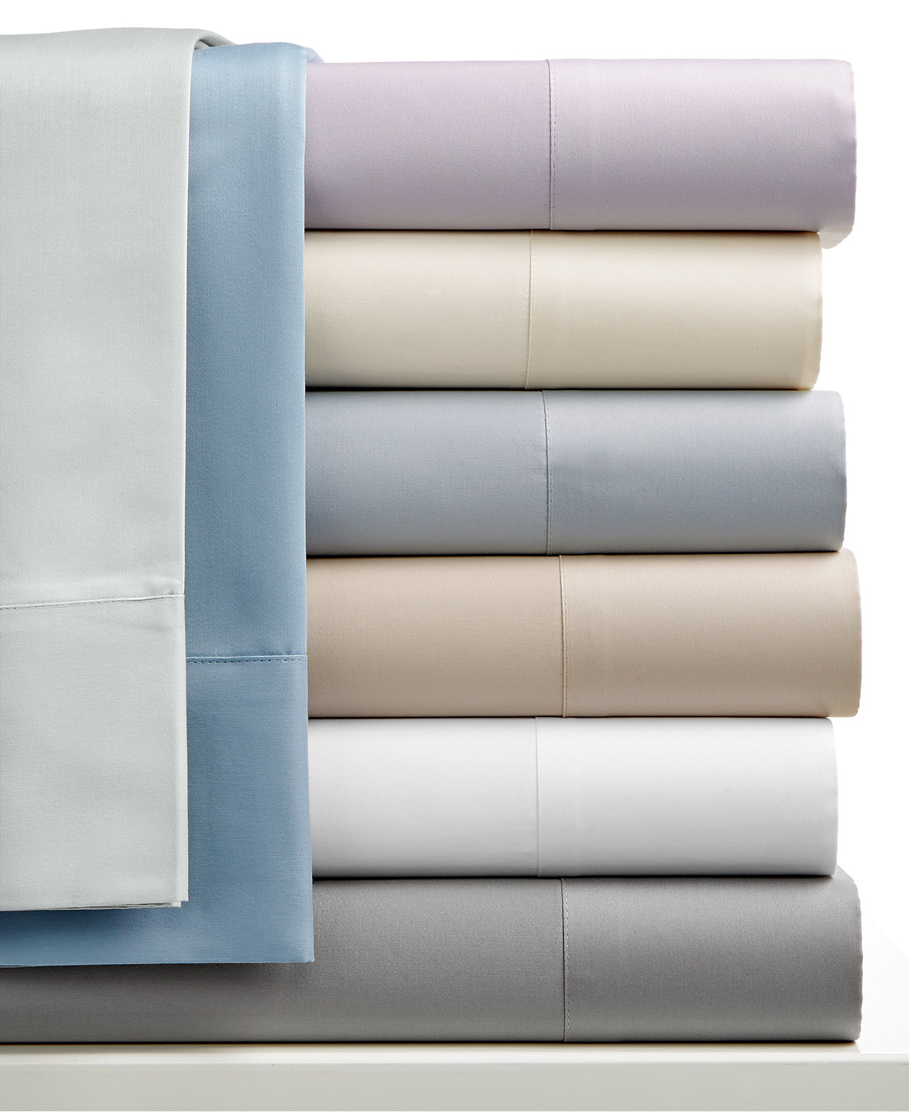 bed sheets  macy's - charter club opulence pc sheet set  thread count egyptian cottoncreated