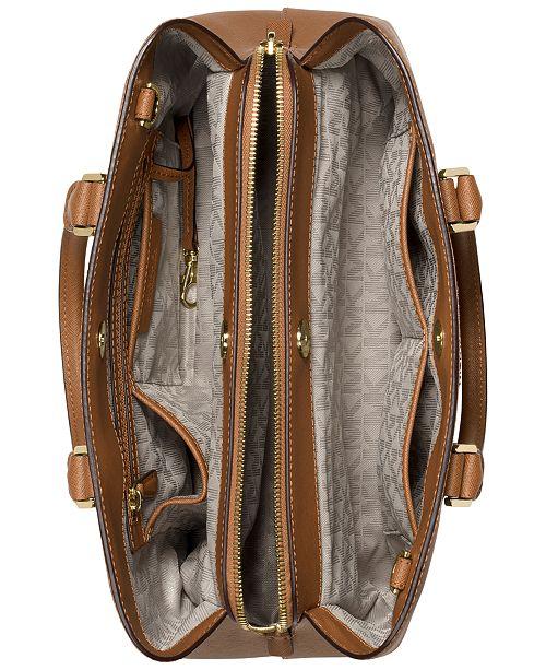 b1d4cfa38c9 Michael Kors Savannah Large Satchel & Reviews - Handbags ...