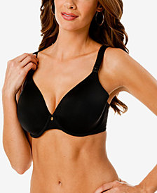 A Pea in the Pod Underwire Nursing Demi Bra