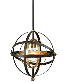 Rondure 1-Light Mini-Pendant