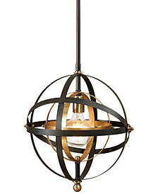 Uttermost Rondure 1-Light Mini-Pendant