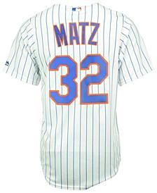 Men's Steven Matz New York Mets Replica Jersey