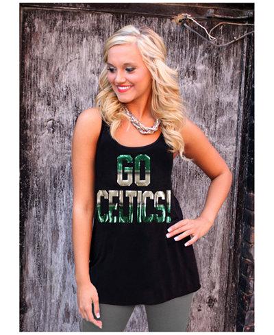 Gameday Couture Women's Boston Celtics GO Tank Top