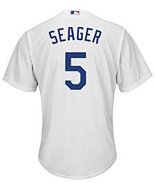 Majestic Men's Corey Seager Los Angeles Dodgers Replica Jersey