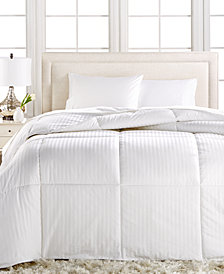 CLOSEOUT! Martha Stewart Collection Sleep Cloud Down Alternative Comforter, Created For Macy's
