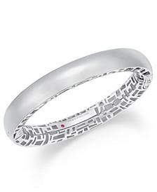 Sterling Silver Bangle Bracelet 7771320SWBA0