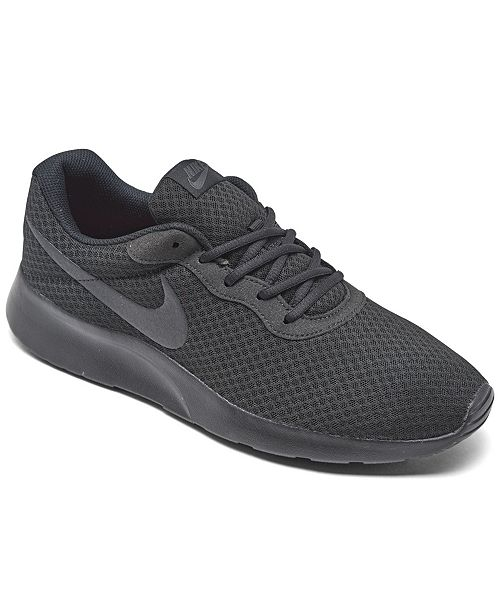 907f172e79f Nike Men s Tanjun Casual Sneakers from Finish Line   Reviews ...