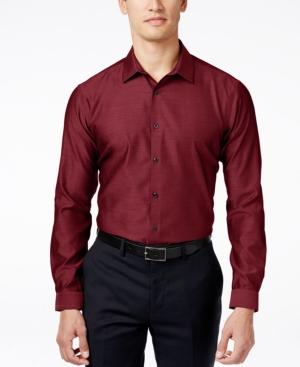 I.n.c. Men's Blake Long-Sleeve Non-Iron Shirt, Created for Macy's