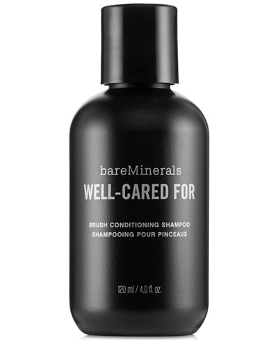 bareMinerals Well-Cared For™ Brush Conditioning Shampoo, 4 oz