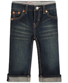 Levi's® Baby Boys Pull-On Jeans
