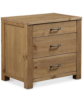 Abilene Nightstand Furniture Macy 39 S