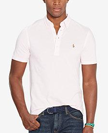 Polo Ralph Lauren Men's Hampton Cotton Polo Shirt