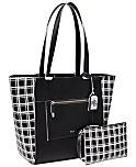 Ralph Lauren Paley Bag-in-Bag Tote