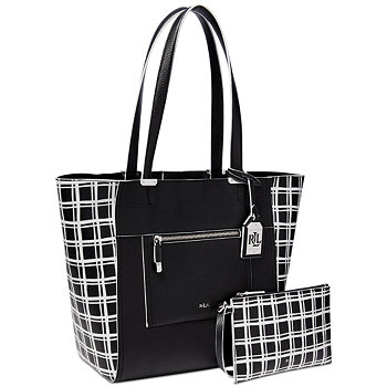Ralph Lauren Paley Bag-in-Bag Tote