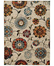"Oriental Weavers Sedona 6361A 6'7"" x 9'6"" Area Rug"