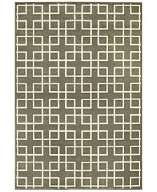"Oriental Weavers Ellerson Crosswalk 7'10"" x 10'10"" Area Rug"
