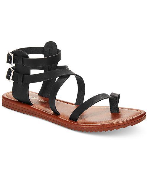 2299f0d68e6 Seven Dials Sync Flat Gladiator Sandals   Reviews - Sandals   Flip ...