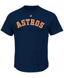 Big Boys Carlos Correa Houston Astros Player T-Shirt