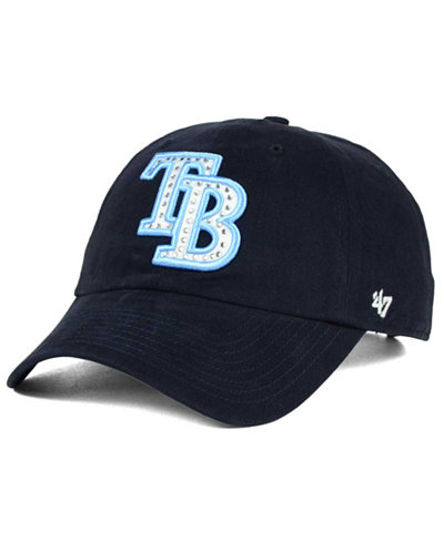'47 Brand Tampa Bay Rays Gemstone Clean Up Cap