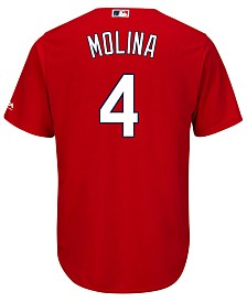 Majestic Men's Yadier Molina St. Louis Cardinals Replica Jersey