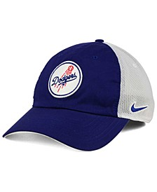 Los Angeles Dodgers Dri-FIT Mesh Swoosh Adjustable Cap