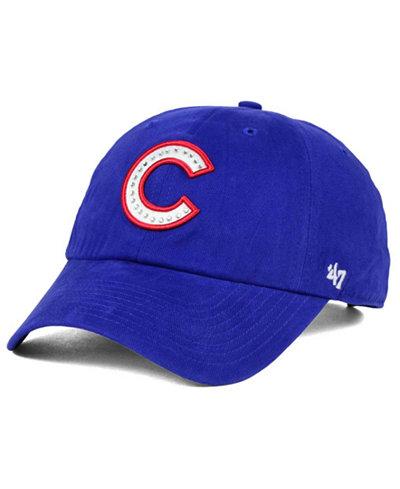 '47 Brand Chicago Cubs Gemstone Clean Up Cap