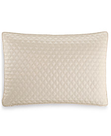Hotel Collection Dimensions Champagne Quilted King Sham, Created for Macy's