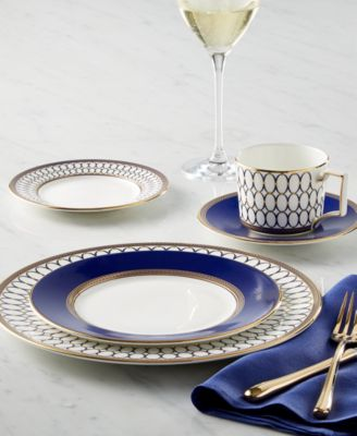 Wedgwood Renaissance Gold . & Wedgwood Dinnerware Nantucket Basket Collection - Fine China - Macyu0027s