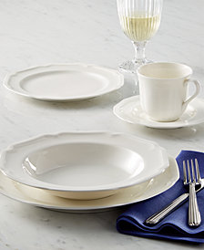 Mikasa Dinnerware, Antique White Collection
