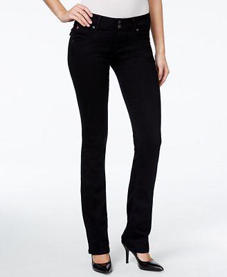 Hudson Jeans Beth Zerene Wash Baby Bootcut Jeans - Jeans - Women ...