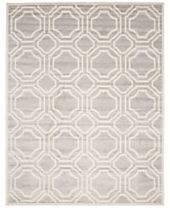 CLOSEOUT! Safavieh Amherst Indoor/Outdoor AMT411 Area Rugs