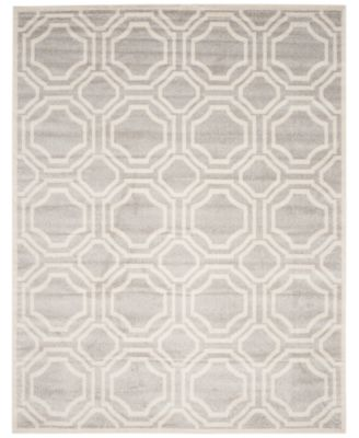 Safavieh Amherst Indoor/Outdoor AMT411 9u0027 X 12u0027 Area Rug