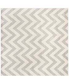 Safavieh Amherst Indoor/Outdoor AMT419 5' x 5' Square Area Rug