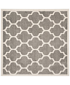 Safavieh Amherst Indoor/Outdoor AMT420 5' x 5' Square Area Rug