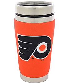 Hunter Manufacturing Philadelphia Flyers 16 oz. Stainless Steel Travel Tumbler
