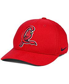 Nike St. Louis Cardinals Ligature Swoosh Flex Cap