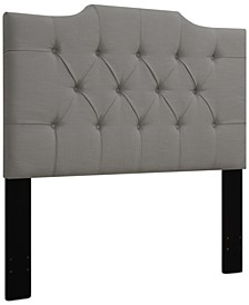 Leila Full/Queen Tufted Headboard