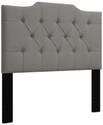 tufted beds and headboards macy s